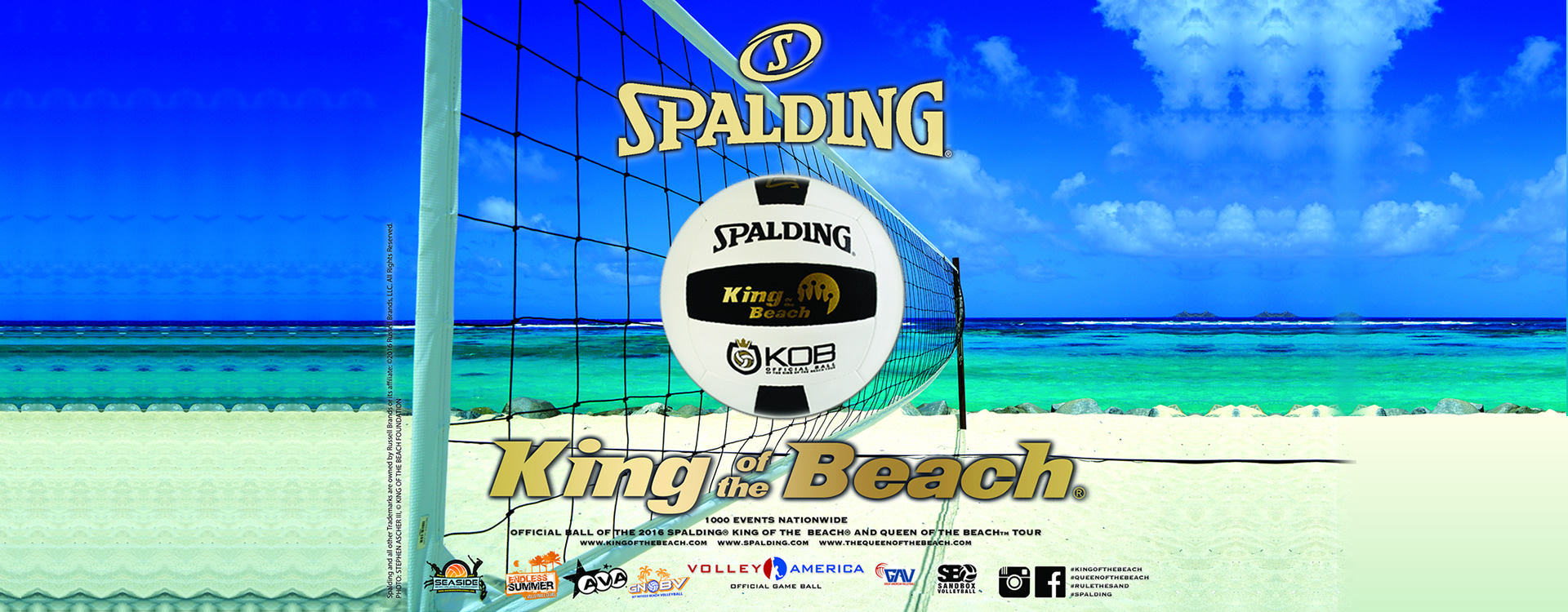King of the Beach®