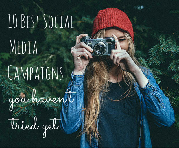 10 best social media campaigns