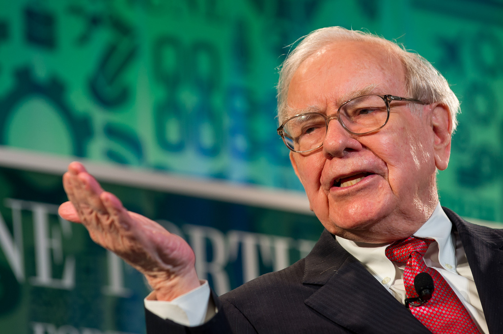 Warren Buffet Omnichanel
